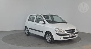 2010 Hyundai Getz 5D Hatch Photo