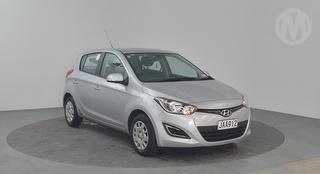 2015 Hyundai I20 5D Hatch Photo