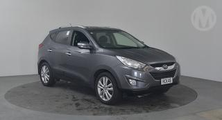 2013 Hyundai IX35 5D Station Wagon Photo