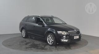 2014 Skoda Octavia 5D Station Wagon Photo