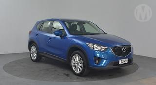 2013 Mazda CX-5 Ltd 4WD 5D Station Wagon Photo