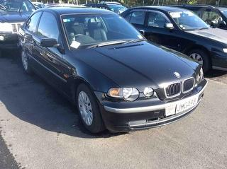 2002 BMW Compact A Hatch Photo