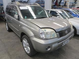 2006 Nissan X-trial **WONT START** 5D Station Wagon Photo