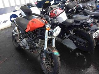 2005 Ducati Monster Motorcycle Photo