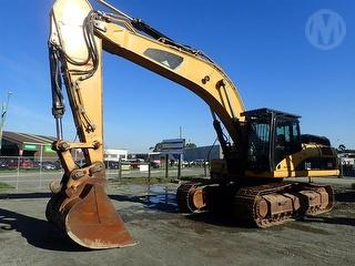 2007 Caterpillar 330d Excavator ***Christchurch*** Photo