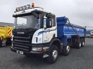 Scania P380 Tipper ****auckland**** Photo