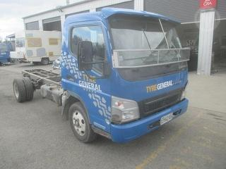 2008 Mitsubishi Fuso Canter Cab and Chassis *** Blenheim (offsite) *** GVM 4,495kg Photo