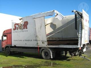 2009 Mercedes-Benz Atego box Body With Tail Lift *** Christchurch (offsite) *** GVM 16,000kg Photo