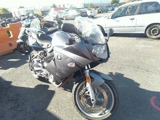 2009 BMW F800 ST Motorcycle Photo