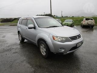 2007 Mitsubishi Outlander 5D Station Wagon Photo