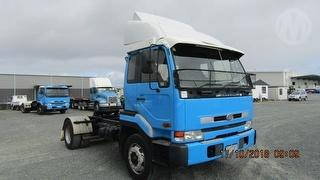 2000 Nissan Diesel CK330 Prime Mover ***athy Place Auckland*** GVM 17,500kg Photo