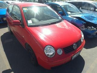 2004 Volkswagen Polo Hatch Photo