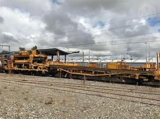 1979 Kiwi Rail Sleeper layer support wagon Sleeper Layer Support *** Palmerston North (offsite)*** Photo