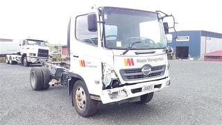 2006 Hino Ranger cab Chassis *** Auckland Athy Place *** GVM 10,795kg Photo
