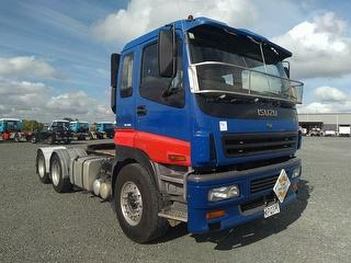 2002 Isuzu CXY390 Giga Max Prime Mover ***athy Place Auckland*** GCM 50,000kg Photo
