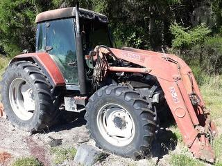 1999 Case MX100C Tractor And FEL *** Taupo(offsite) *** Photo