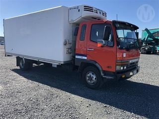 1997 Mitsubishi Fighter Chiller **Athy Place Auckland*** GVM 10,600kg Photo