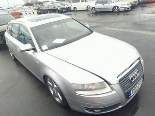 2006 Audi A6 4.2 Quattro TIP AV Station Wagon Photo
