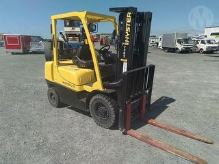 2017 Hyster H2.5XT NA *** Athy Place Auckland *** Photo