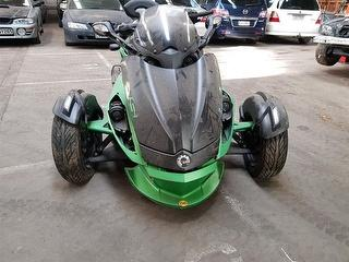 2014 Can-Am Spyder Rs-s Motorcycle Photo