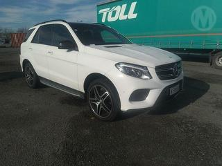 2016 Mercedes-Benz Gle-class GLE 350d 3.0D/4WD/9 5D Station Wagon Photo
