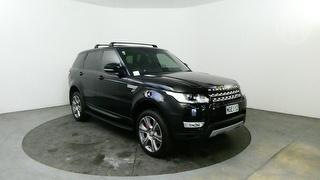 2015 Land Rover Range Rover Sport SDV6 HSE 3.0D/4WD/8 5D Station Wagon Photo