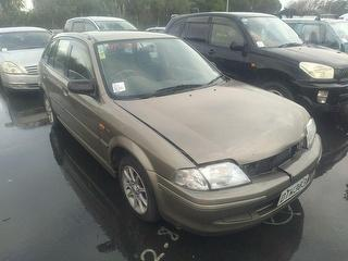 2000 Ford Laser 1.6 LX 5DR Auto Hatch Photo